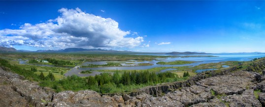 Islândia – Sinking Land