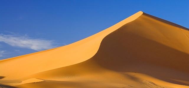 Desertos escaldantes